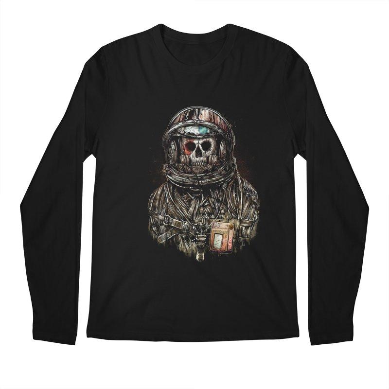 SPACE SONGS Men's Longsleeve T-Shirt by T.JEF