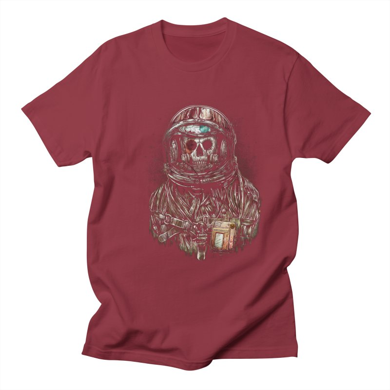 SPACE SONGS Men's Regular T-Shirt by T.JEF