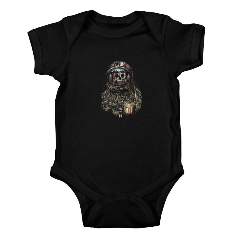 SPACE SONGS Kids Baby Bodysuit by T.JEF