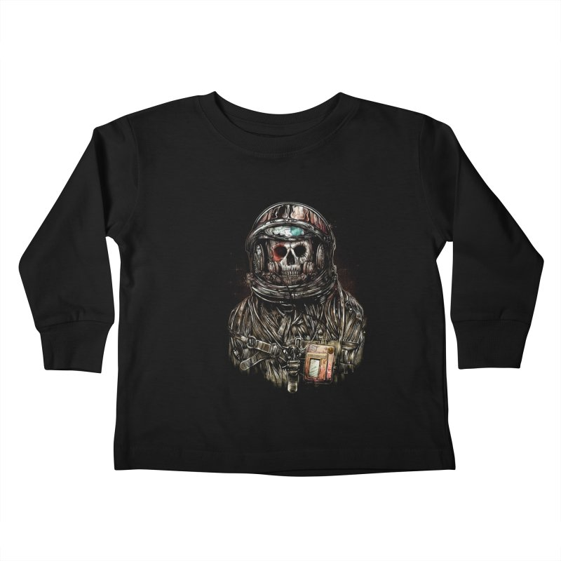 SPACE SONGS Kids Toddler Longsleeve T-Shirt by T.JEF