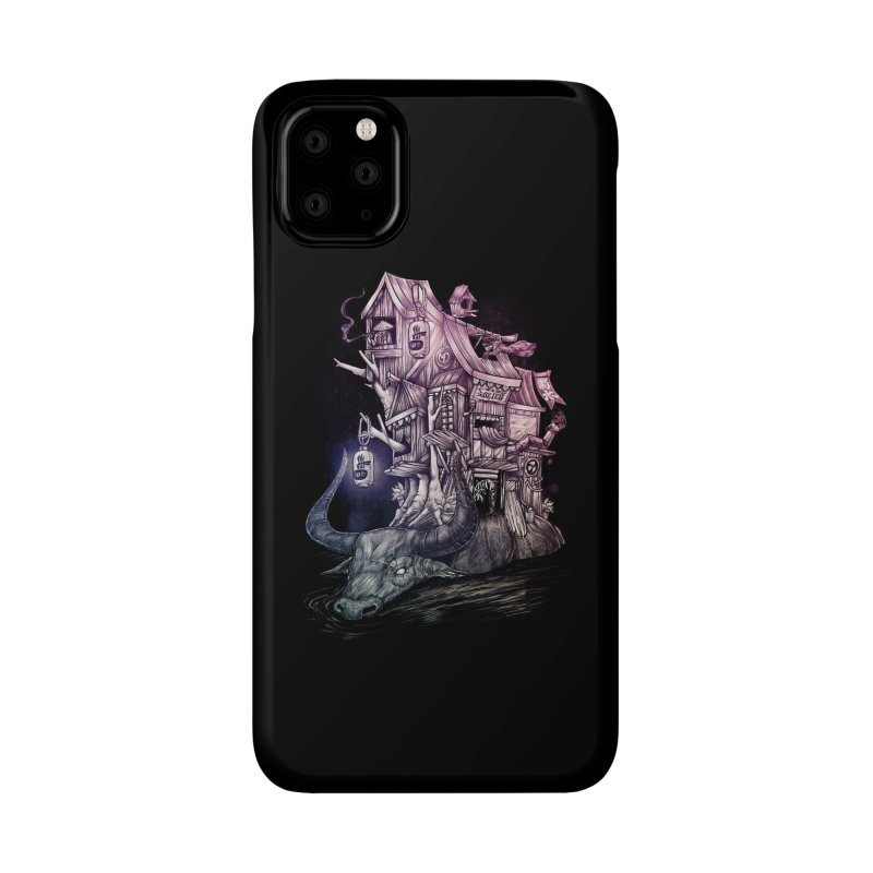 ITNERANT Accessories Phone Case by T.JEF