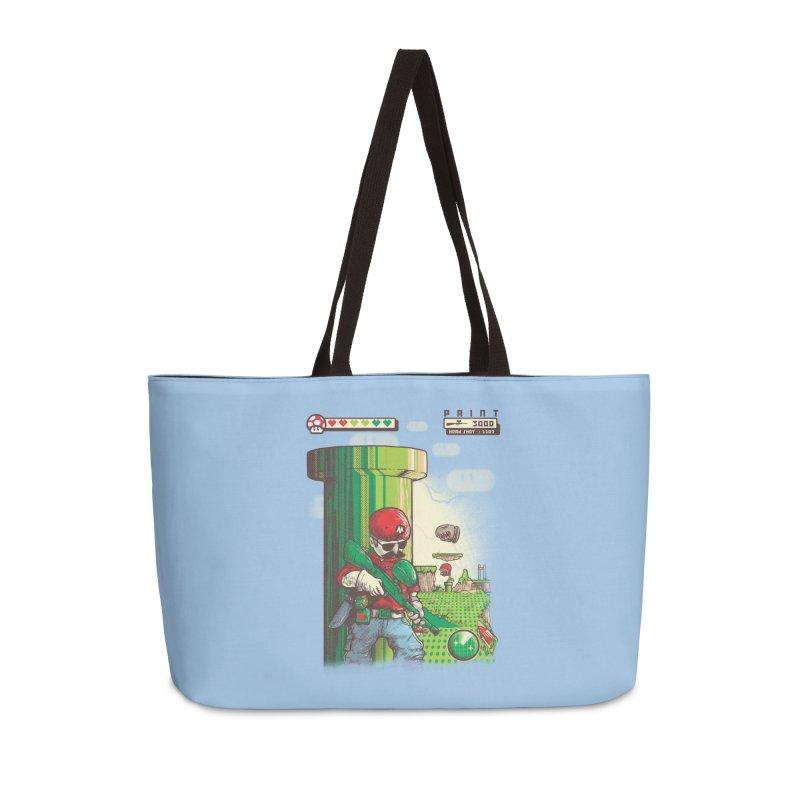 In mission Accessories Weekender Bag Bag by T.JEF