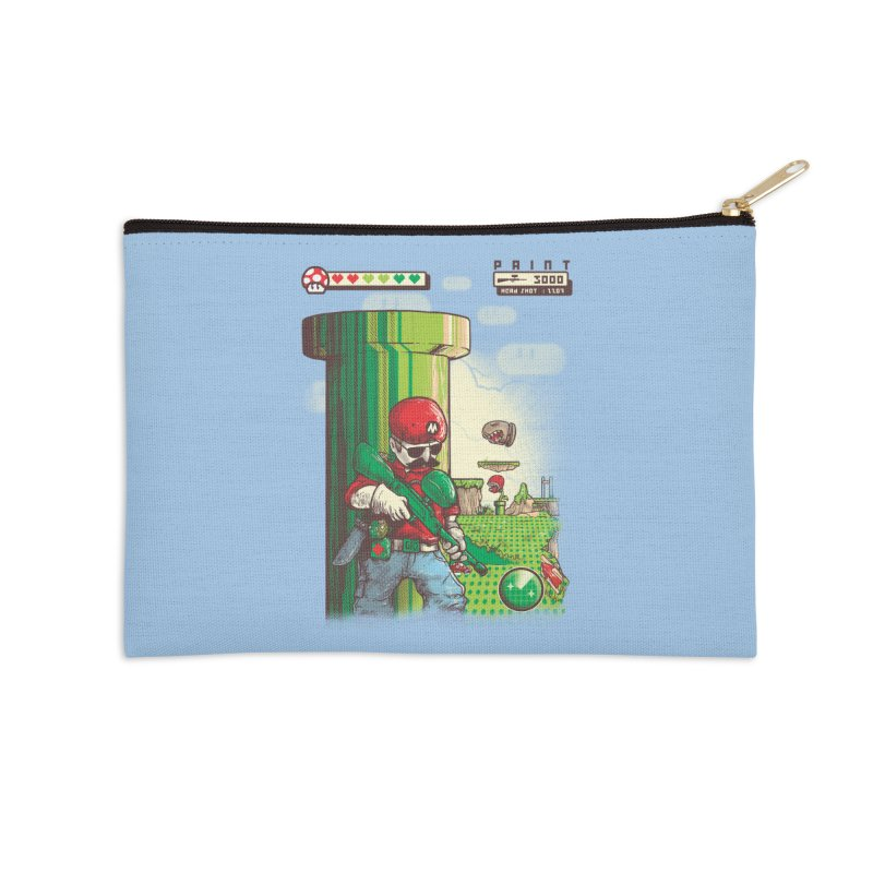 In mission Accessories Zip Pouch by T.JEF