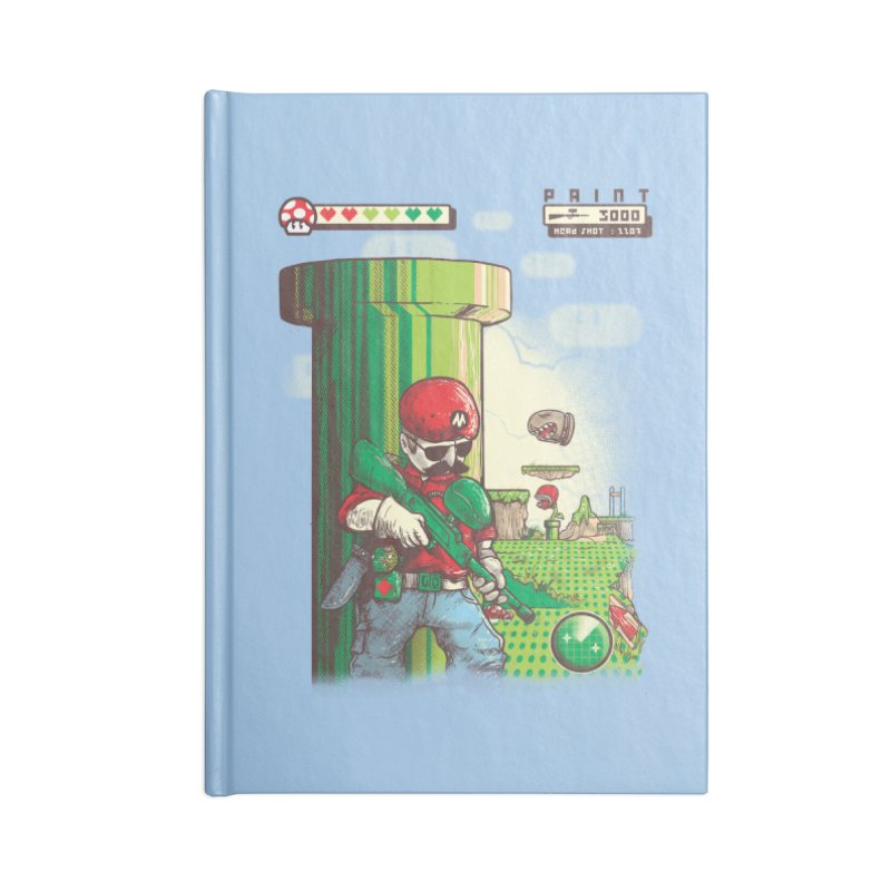 In mission Accessories Lined Journal Notebook by T.JEF