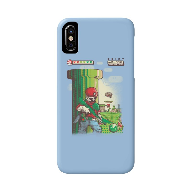 In mission Accessories Phone Case by T.JEF