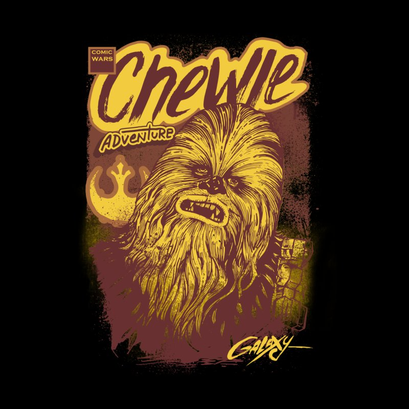 CHEWIE Accessories Notebook by T.JEF