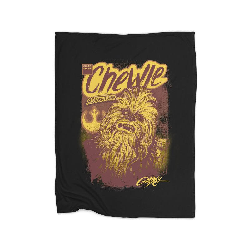 CHEWIE Home Blanket by T.JEF