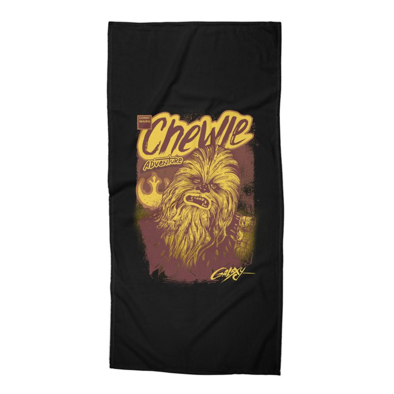 CHEWIE Accessories Beach Towel by T.JEF