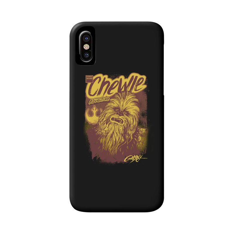CHEWIE Accessories Phone Case by T.JEF