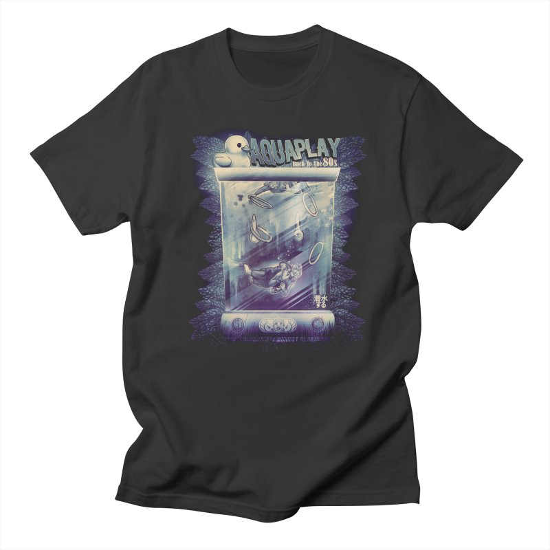 AQUAPLAY Women's T-Shirt by T.JEF