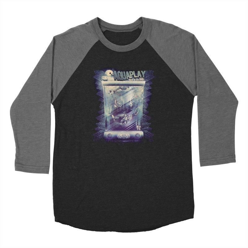 AQUAPLAY Women's Longsleeve T-Shirt by T.JEF