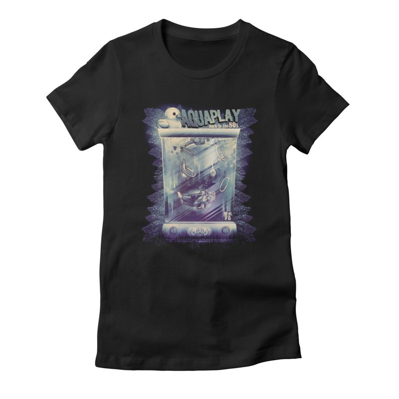 AQUAPLAY Women's T-Shirt by T.JEF