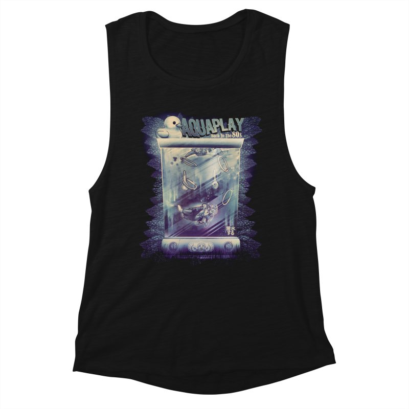 AQUAPLAY Women's Tank by T.JEF