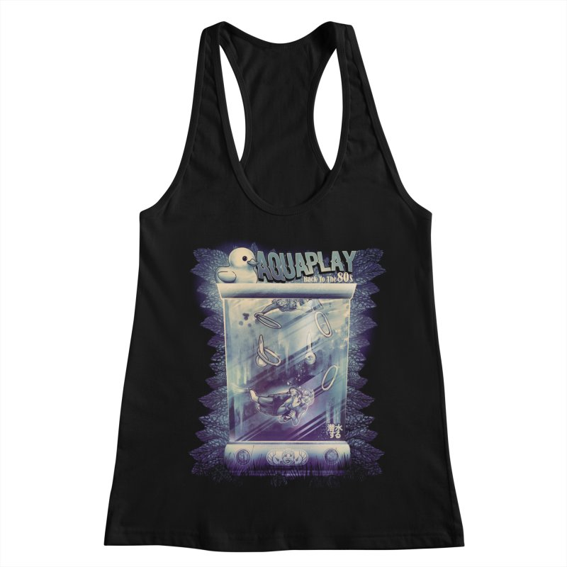 AQUAPLAY Women's Racerback Tank by T.JEF