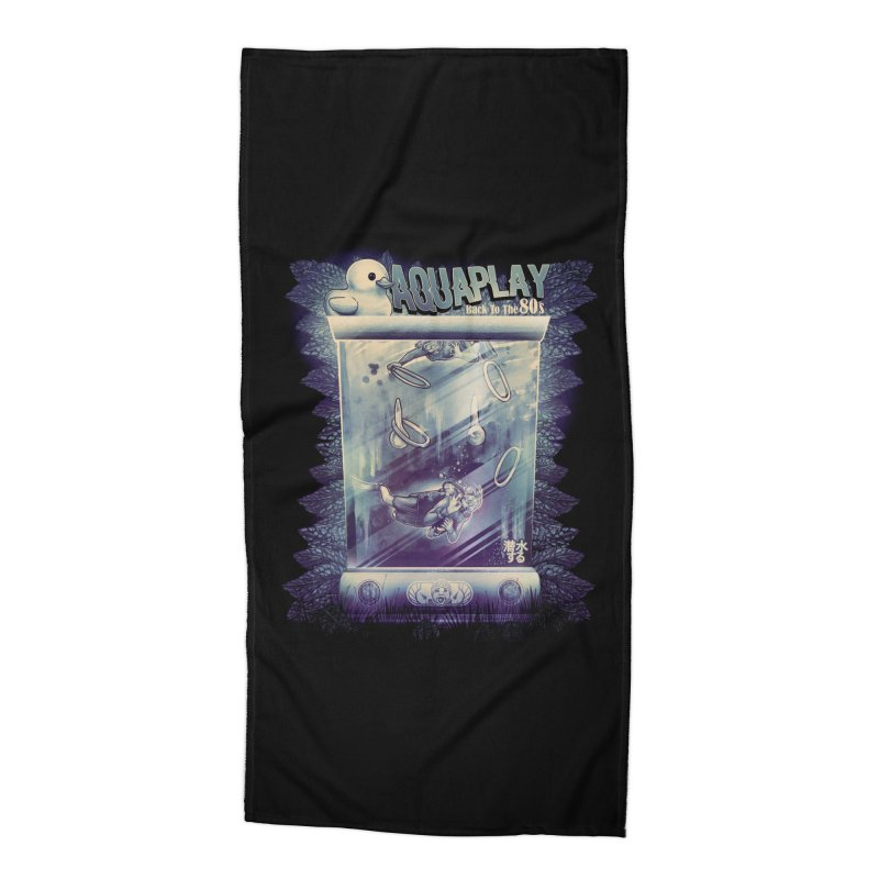 AQUAPLAY Accessories Beach Towel by T.JEF