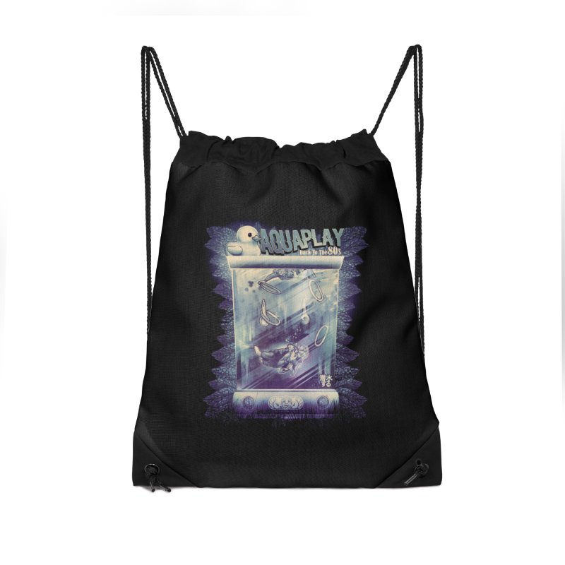 AQUAPLAY Accessories Drawstring Bag Bag by T.JEF
