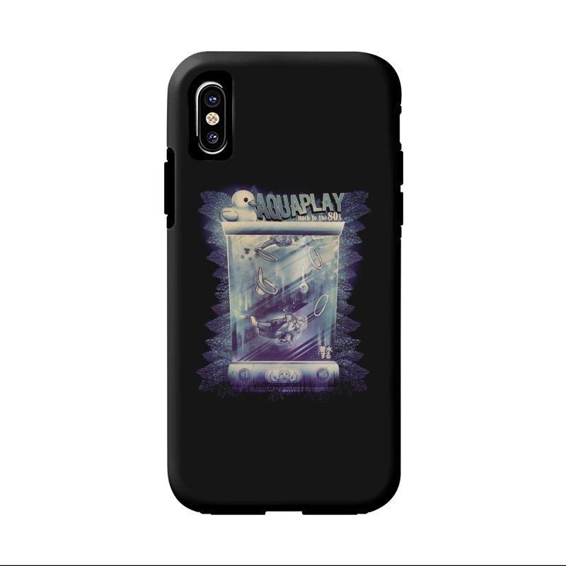 AQUAPLAY Accessories Phone Case by T.JEF