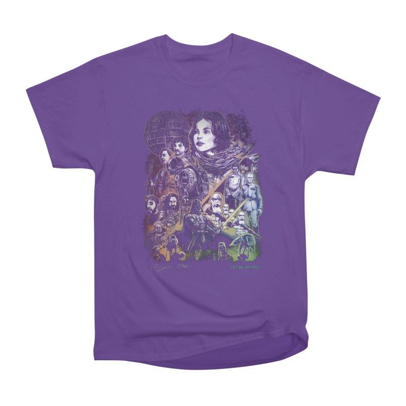 Rogue One Women's Heavyweight Unisex T-Shirt by T.JEF