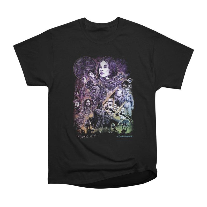 Rogue One Men's Heavyweight T-Shirt by T.JEF