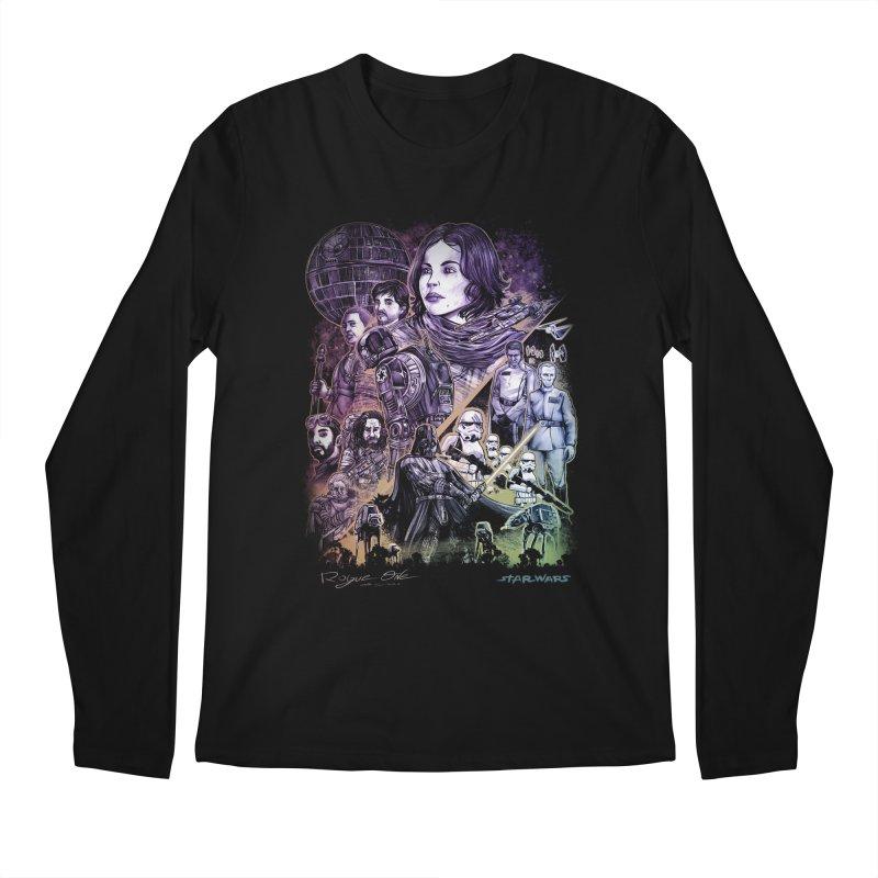 Rogue One Men's Regular Longsleeve T-Shirt by T.JEF