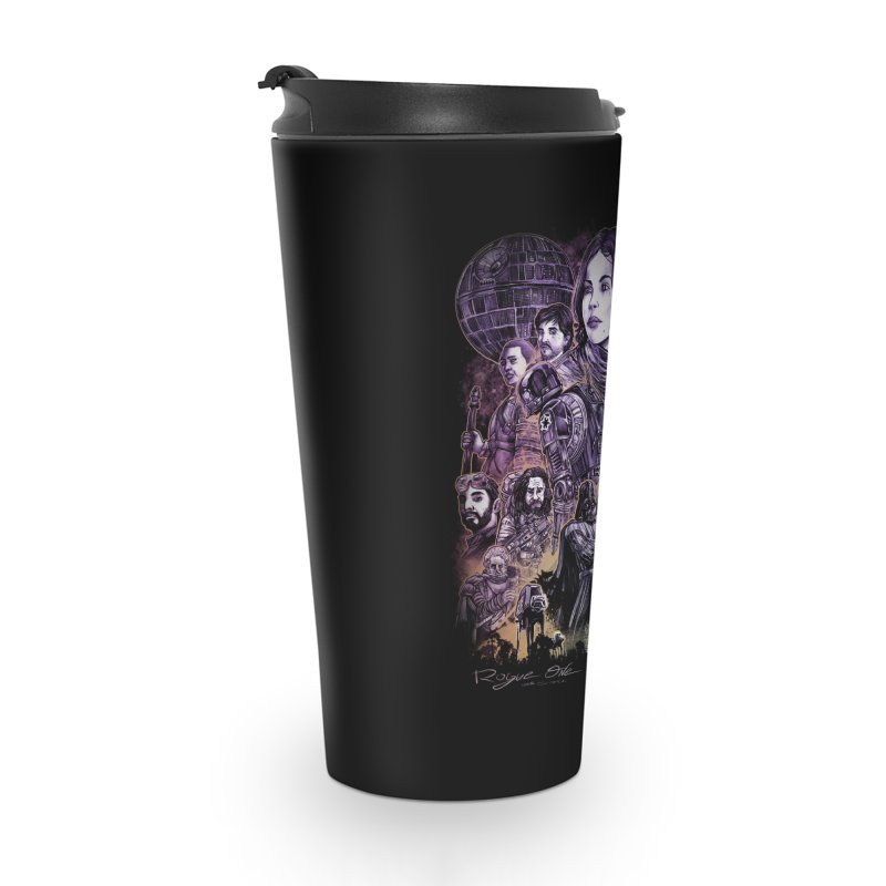 Rogue One Accessories Travel Mug by T.JEF
