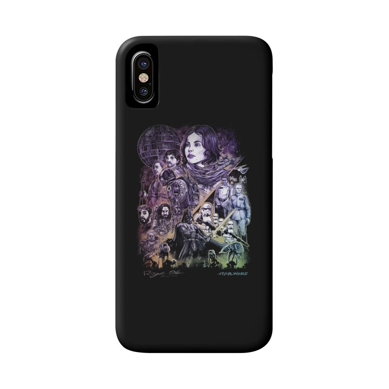 Rogue One Accessories Phone Case by T.JEF