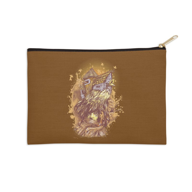 HOUSESONGS Accessories Zip Pouch by T.JEF