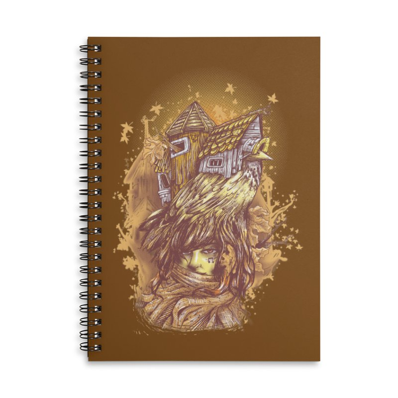HOUSESONGS Accessories Notebook by T.JEF