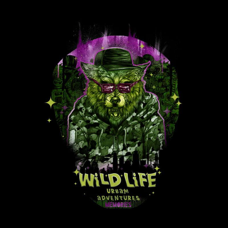 WILD LIFE  Women's T-Shirt by T.JEF