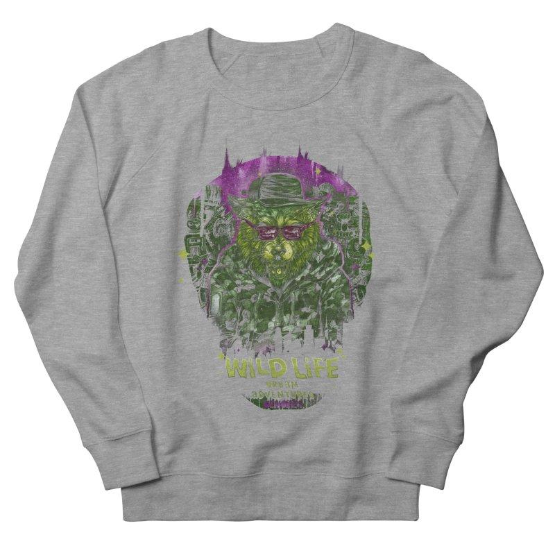 WILD LIFE  Men's Sweatshirt by T.JEF