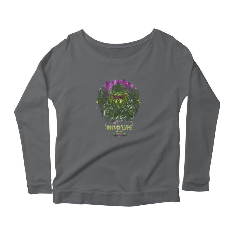 WILD LIFE  Women's Longsleeve T-Shirt by T.JEF