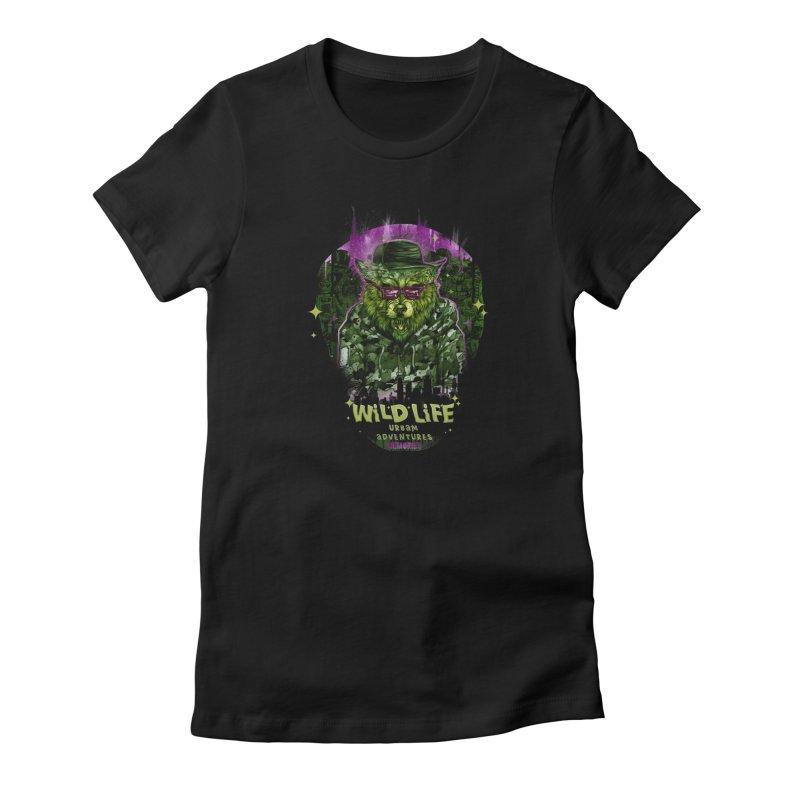 WILD LIFE  Women's T-Shirt by T.JEF