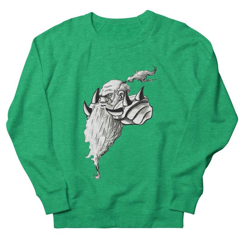 Dwarve Chieftan Women's Sweatshirt by tjjudgeillustration's Artist Shop
