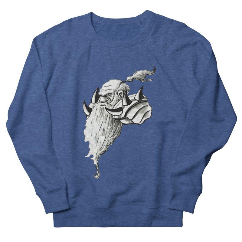 Dwarve Chieftan Men's Sweatshirt by tjjudgeillustration's Artist Shop