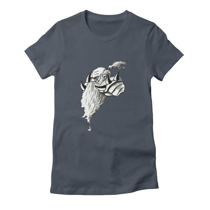 Dwarve Chieftan Women's T-Shirt by tjjudgeillustration's Artist Shop
