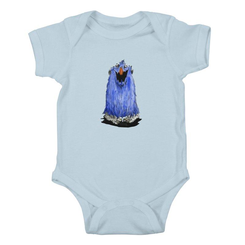 Giggles Kids Baby Bodysuit by tjjudgeillustration's Artist Shop