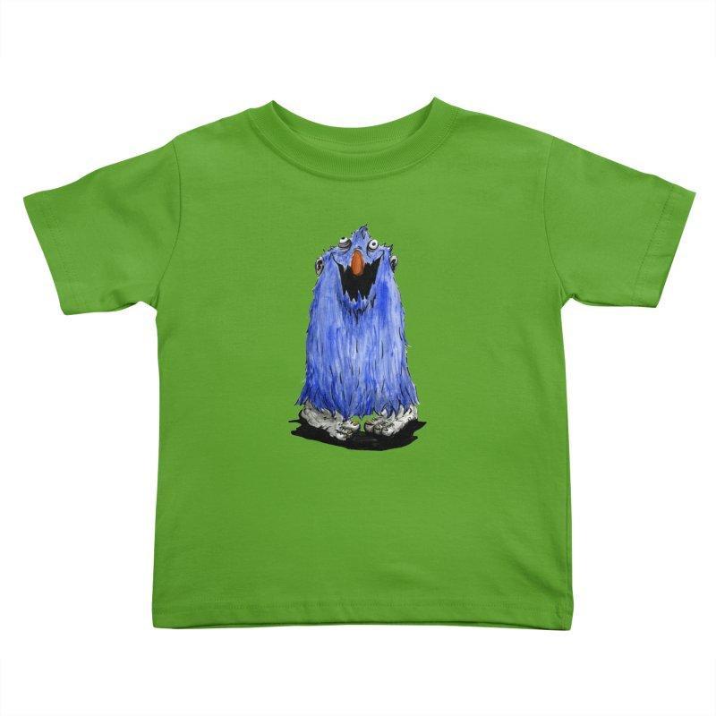 Giggles Kids Toddler T-Shirt by tjjudgeillustration's Artist Shop