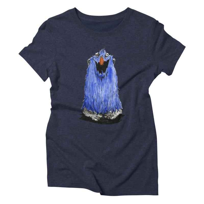 Giggles Women's Triblend T-Shirt by tjjudgeillustration's Artist Shop