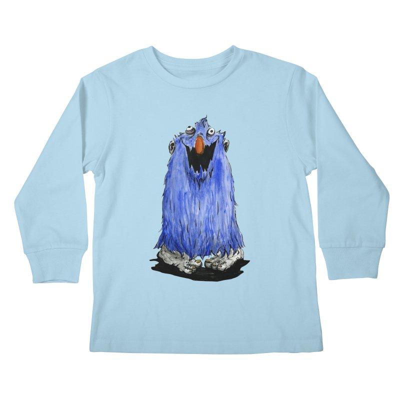 Giggles Kids Longsleeve T-Shirt by tjjudgeillustration's Artist Shop
