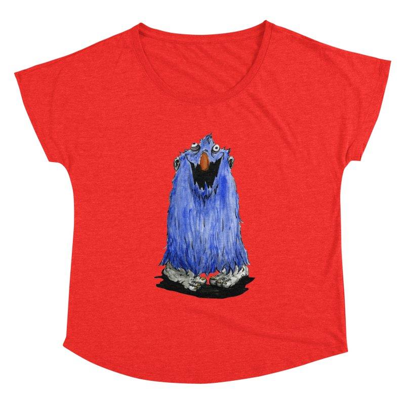Giggles Women's Scoop Neck by tjjudgeillustration's Artist Shop