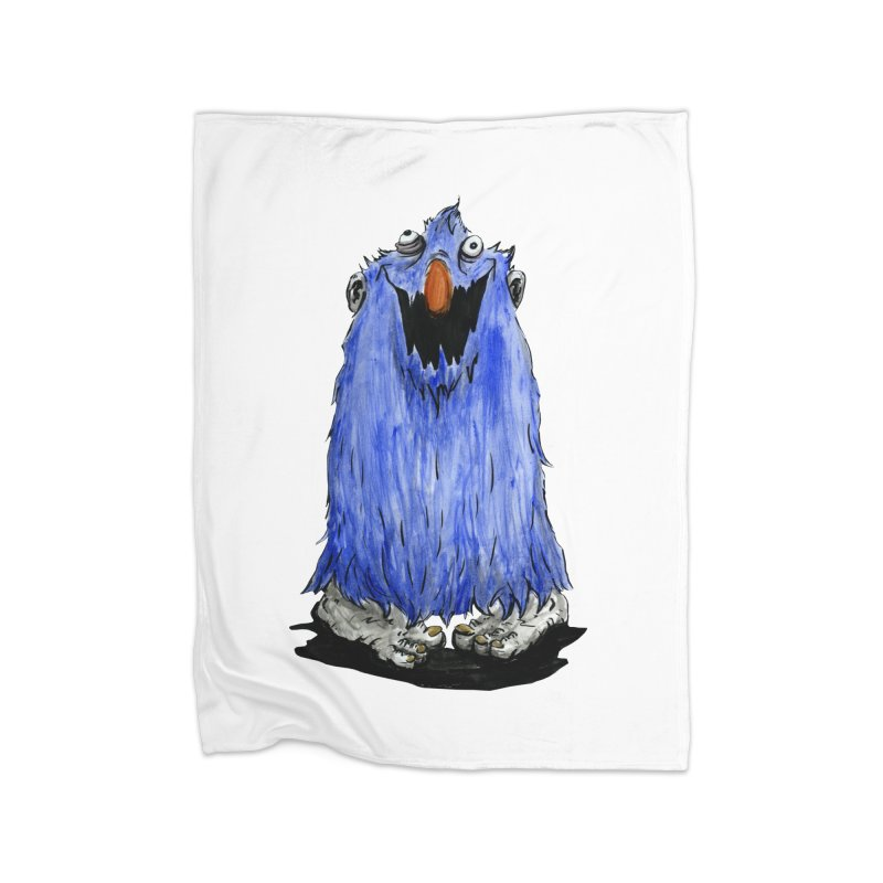 Giggles Home Blanket by tjjudgeillustration's Artist Shop