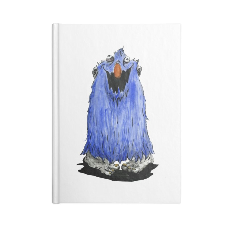 Giggles Accessories Notebook by tjjudgeillustration's Artist Shop