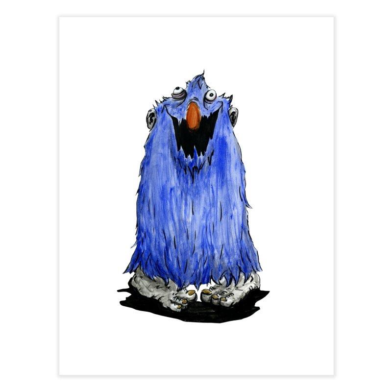 Giggles Home Fine Art Print by tjjudgeillustration's Artist Shop