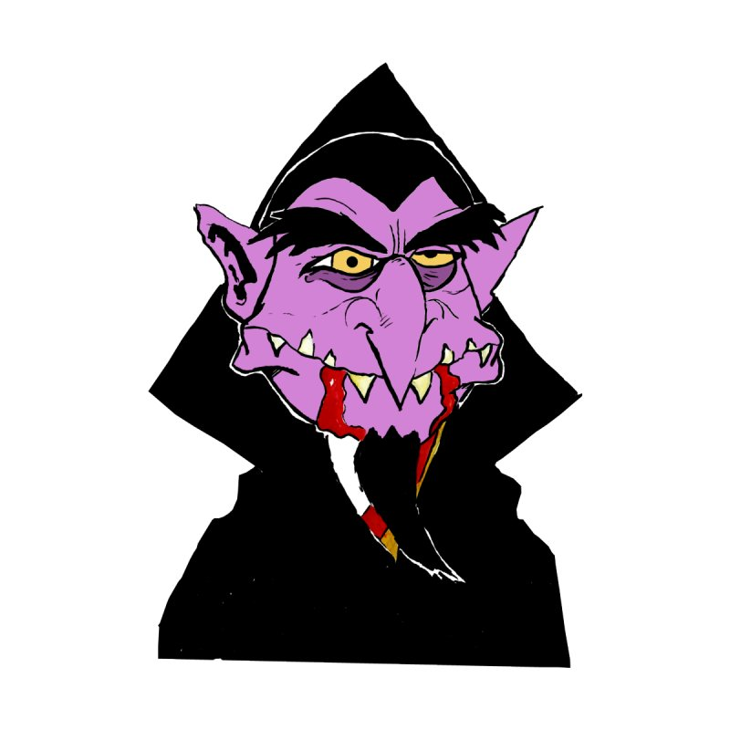 Count Von Count by tjjudgeillustration's Artist Shop