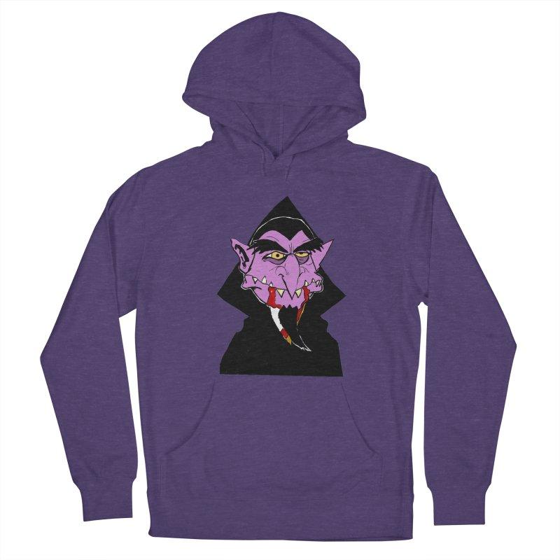 Count Von Count Women's Pullover Hoody by tjjudgeillustration's Artist Shop