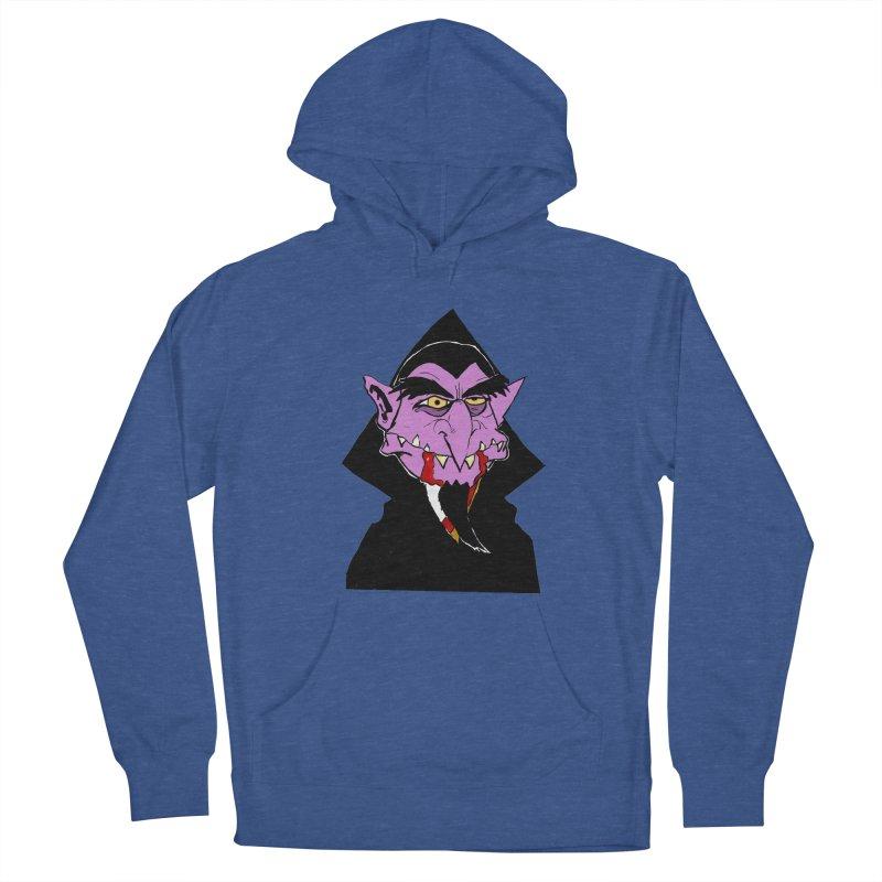 Count Von Count Men's Pullover Hoody by tjjudgeillustration's Artist Shop