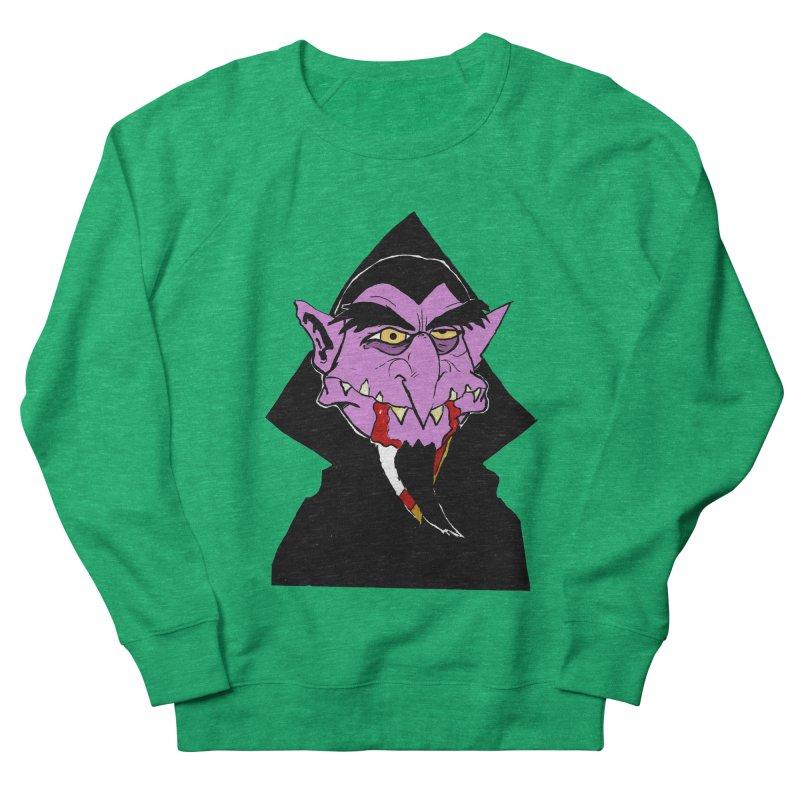Count Von Count Women's Sweatshirt by tjjudgeillustration's Artist Shop