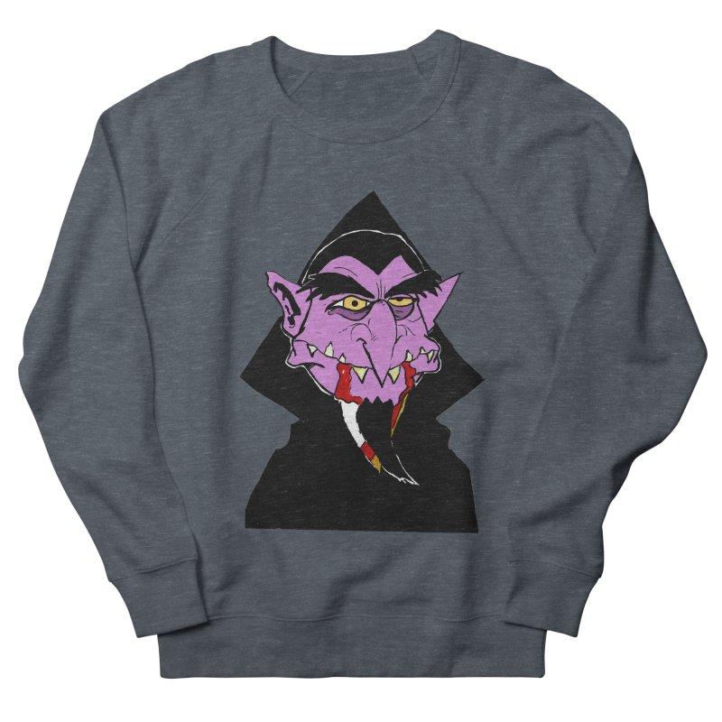 Count Von Count Men's Sweatshirt by tjjudgeillustration's Artist Shop
