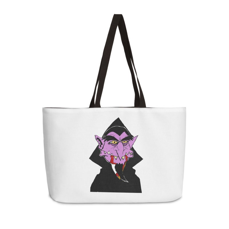 Count Von Count Accessories Bag by tjjudgeillustration's Artist Shop
