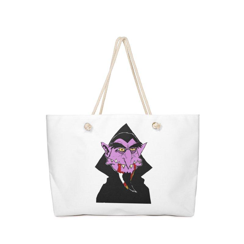 Count Von Count Accessories Bag by tjjudgeillustration's Artist Shop